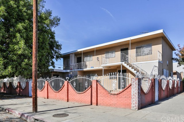 Residential Income for Sale at 9617 S San Pedro Street 9617 S San Pedro Street Los Angeles, California 90003 United States