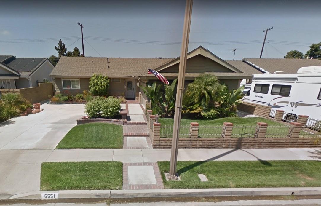 6551 Pickett Avenue Garden Grove, CA 92845 - MLS #: PW17217605