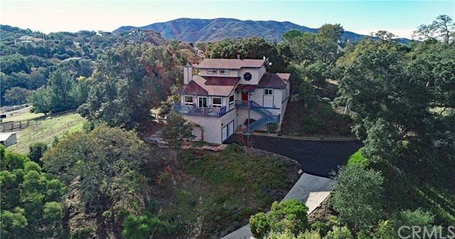 10715  Vista Road, Atascadero, California