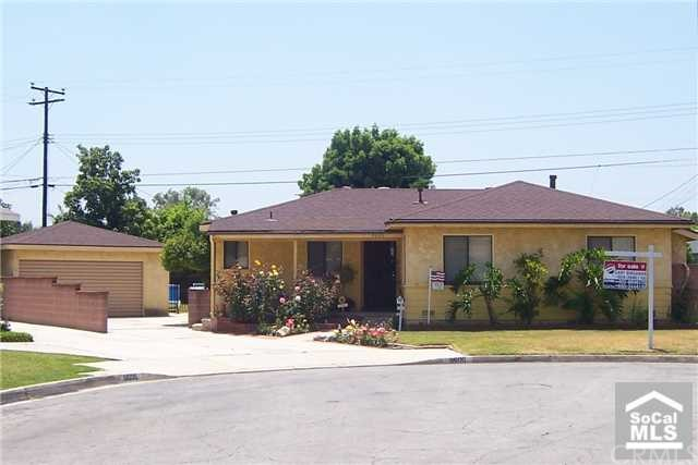 9600 TOLLY Street, Bellflower, CA 90706, 3 Bedrooms Bedrooms, ,2 BathroomsBathrooms,Residential,For Sale,TOLLY,R1004326