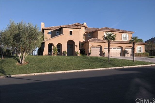 4180  Webster Ranch Road, Corona, California