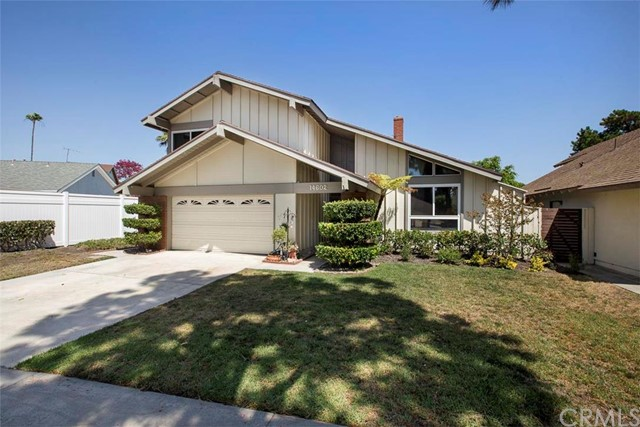 14602 Canterbury Avenue Tustin, CA 92780 is listed for sale as MLS Listing PW16144530