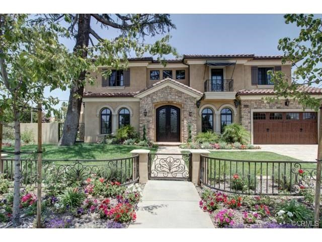 Single Family Home for Rent at 689 Palm W Arcadia, California 91007 United States