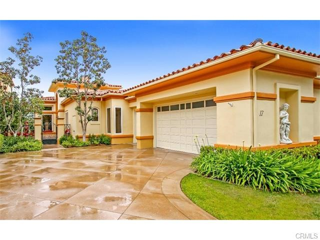 Single Family Home for Sale at 17 Monterey Pine Dr St Newport Coast, California 92657 United States