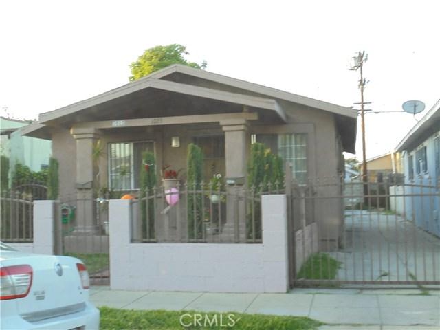 1023 66th Street, Los Angeles, CA, 90044