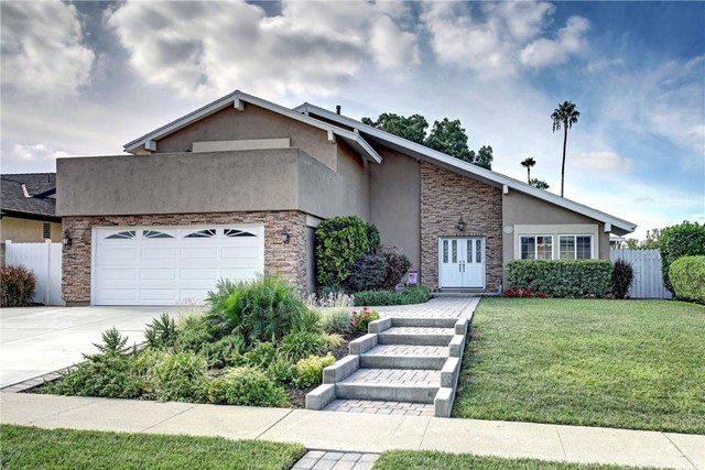 Single Family Home for Sale at 2138 Westmoreland St Brea, California 92821 United States