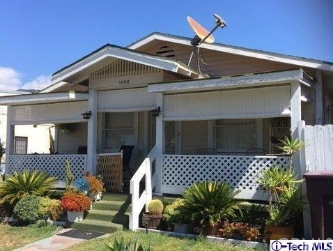 1008 N Kenilworth Avenue Glendale, CA 91202 is listed for sale as MLS Listing 317002867