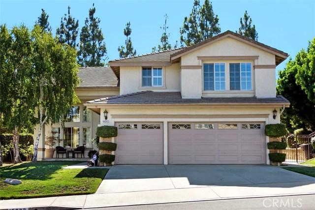 15003 Avenida Compadres, Chino Hills CA 91709