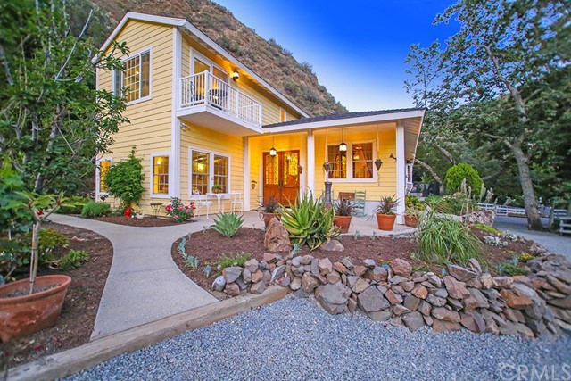 Single Family Home for Sale at 29631 Silverado Canyon St Silverado, California 92676 United States