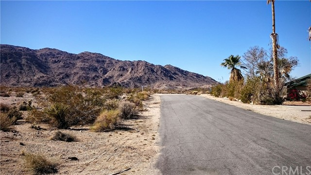 0 Morning Avenue, 29 Palms, CA, 92277