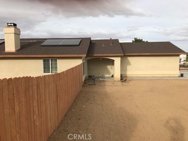 7438 Goleta Avenue Yucca Valley, CA 92284 - MLS #: JT18008002