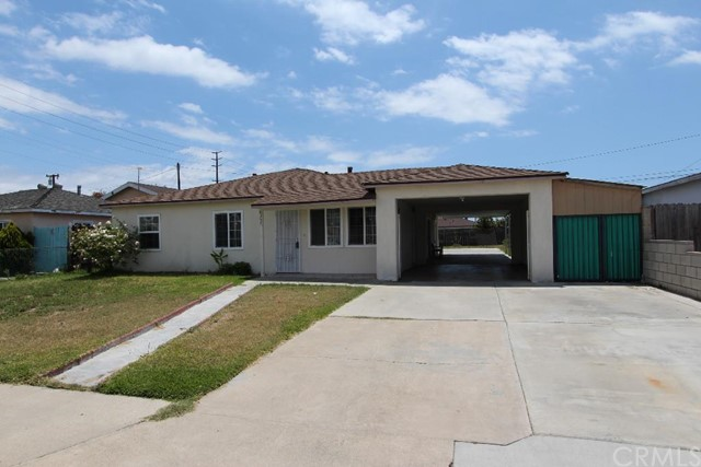 Single Family Home for Sale at 8582 Washington St Midway City, California 92655 United States