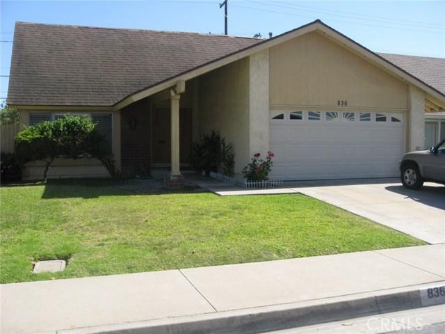 Single Family Home for Sale at 836 E Denwall Drive Carson, California 90746 United States
