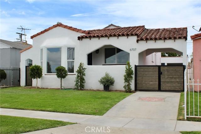 6707 4th Los Angeles CA 90043