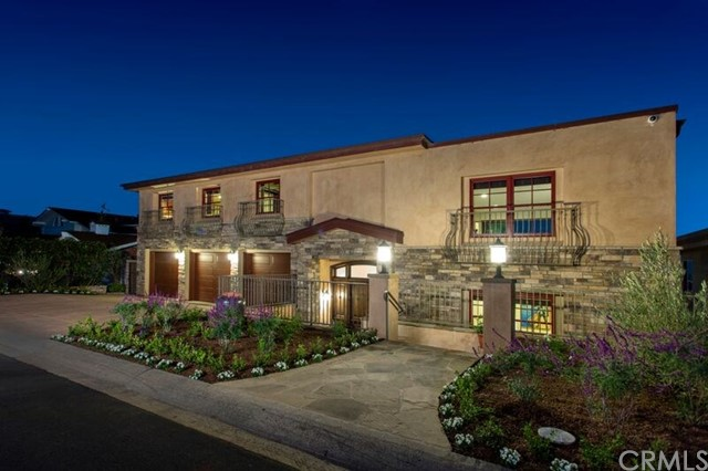 Single Family Home for Sale at 709 Kings Road Newport Beach, California 92663 United States