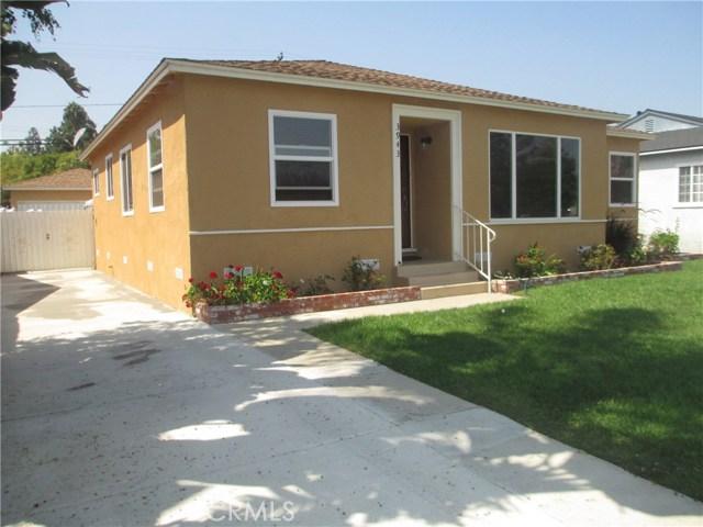 3943 Lees Avenue, Long Beach, CA, 90808
