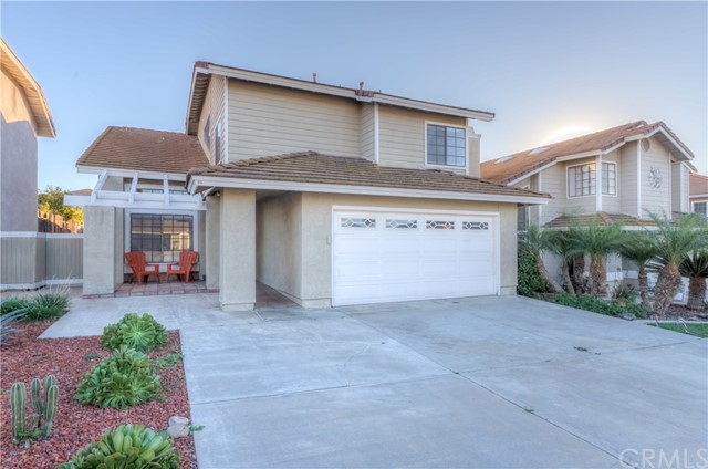 One of Two Story Yorba Linda Homes for Sale at 17350  Marda Avenue