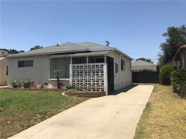 805 S 4th Street Montebello, CA 90640 - MLS #: PW18143577