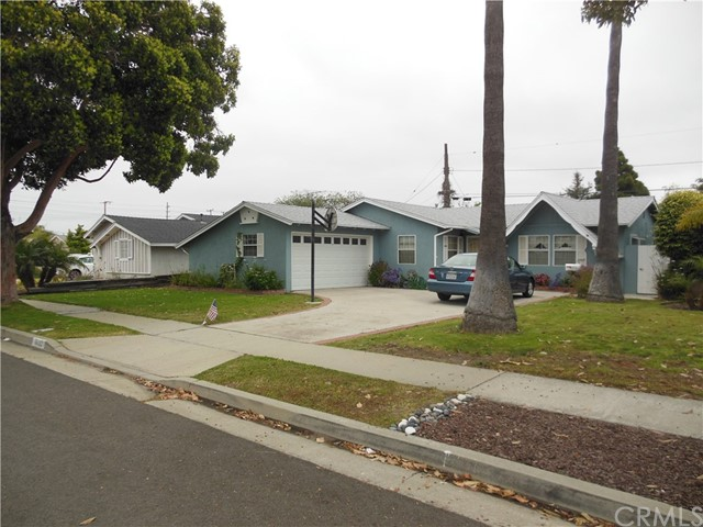 16082  Sandra Lane, Huntington Beach, California