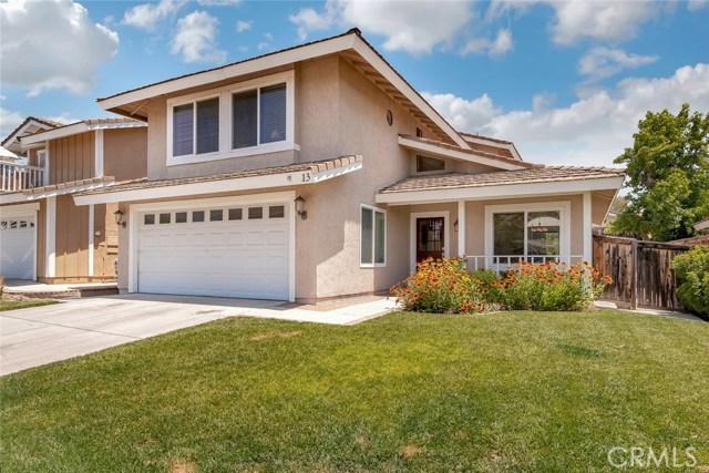 13 Calle Espolon Rancho Santa Margarita, CA 92688 - MLS #: OC18164829