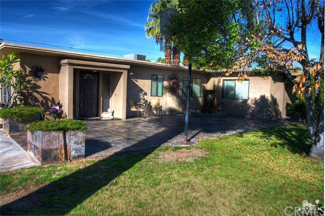Single Family Home for Sale at 1179 Calle Marcus 1179 Calle Marcus Palm Springs, California 92262 United States