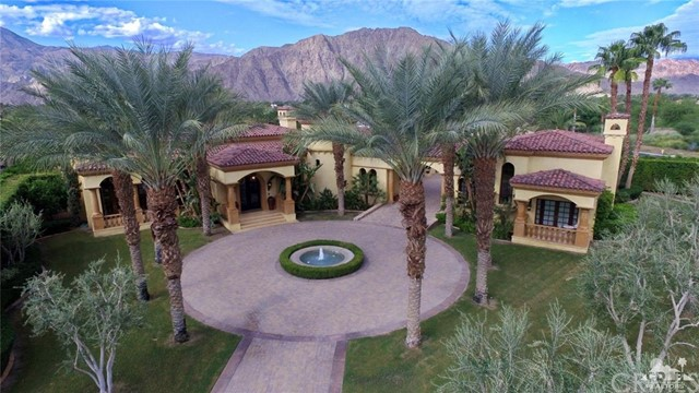 Single Family Home for Sale at 53317 Via Pisa, Lot 274 La Quinta, California 92253 United States