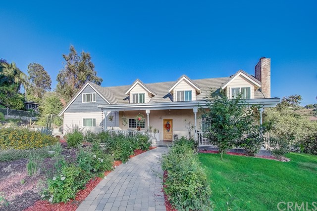 470 S Via Vista Road, Anaheim Hills, California
