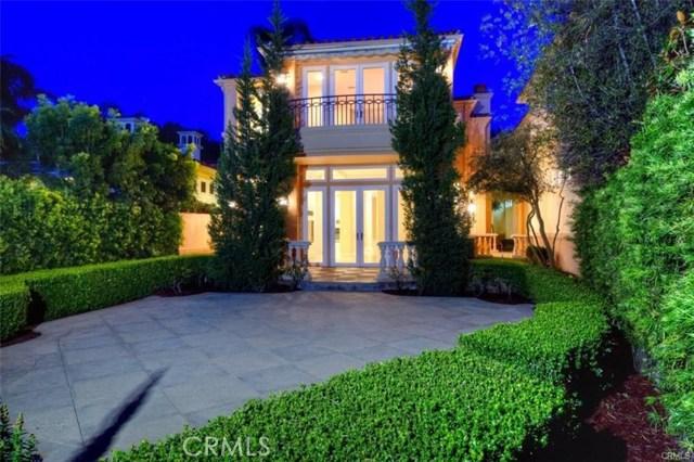 5 Monterey Pine Drive Newport Coast, CA 92657 - MLS #: OC18189072