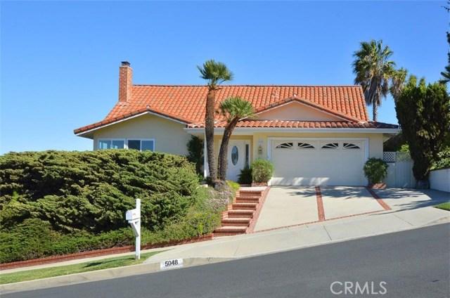 5048 Silver Arrow Drive, Rancho Palos Verdes CA 90275