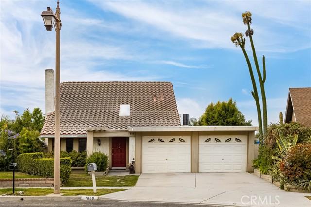 Detail Gallery Image 1 of 1 For 7860 E Amanda Cir, Anaheim Hills,  CA 92807 - 4 Beds   3 Baths