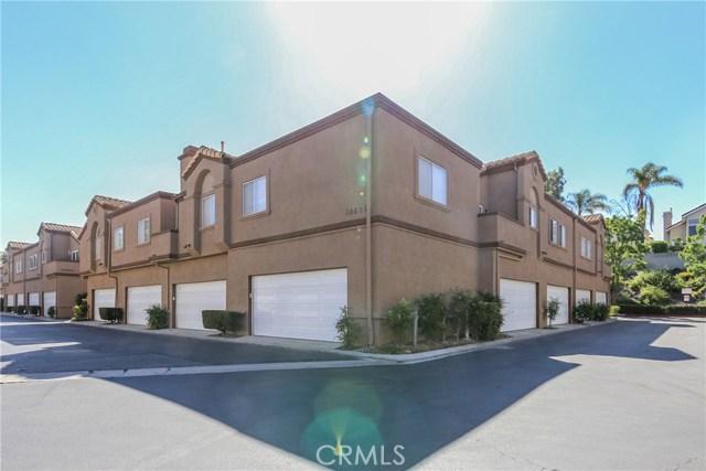 14682 Moon Crest Lane Unit G Chino Hills, CA 91709 - MLS #: PW18145140