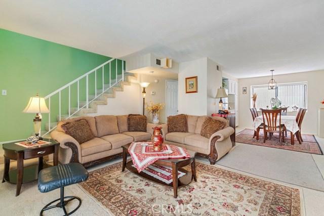 Elegant living room greets you as you enter.