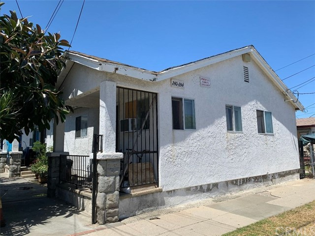240 Oliver, San Pedro, California 90731, ,Residential Income,For Sale,Oliver,SB20127321