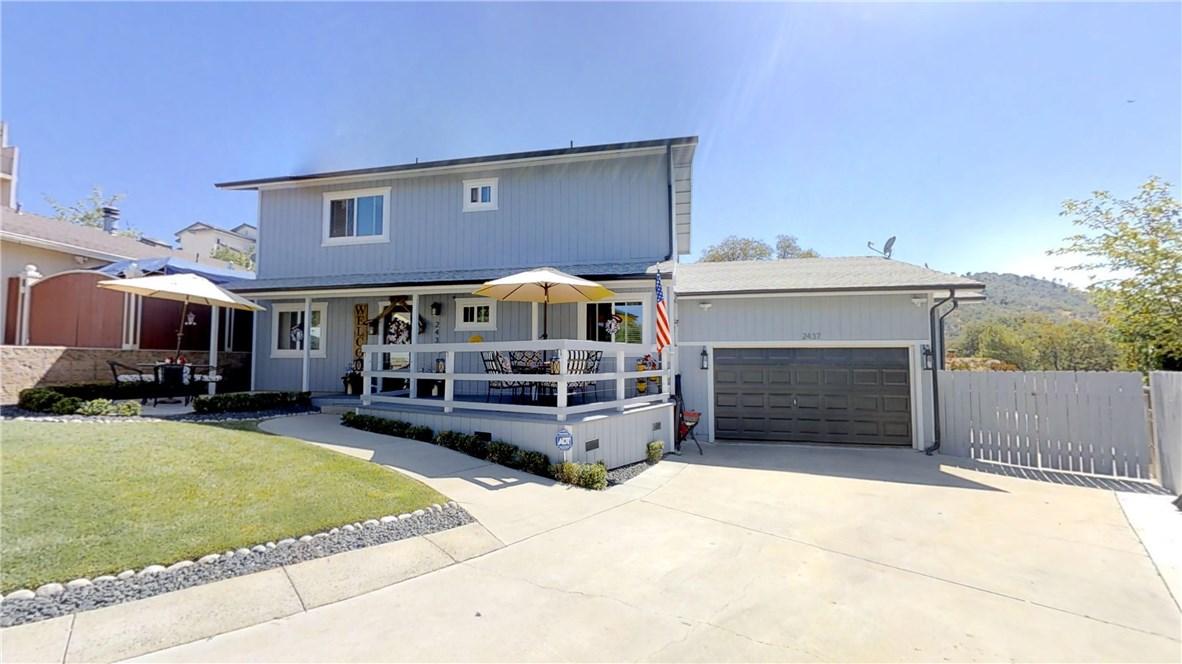 2437  Sandpiper Lane, Paso Robles in San Luis Obispo County, CA 93446 Home for Sale