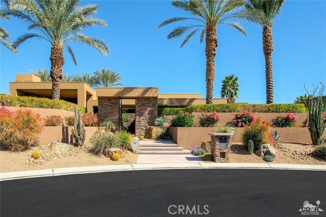 Single Family Home for Sale at 17 Sun Ridge Circle 17 Sun Ridge Circle Rancho Mirage, California 92270 United States
