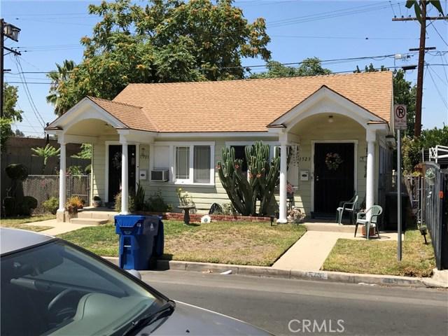 1521 Munson Avenue Los Angeles, CA 90042 - MLS #: CV17193013