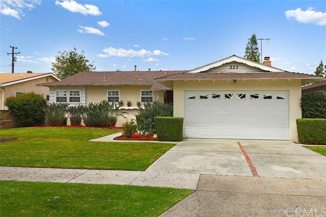 Single Family Home for Sale at 223 South Loma Linda St 223 Loma Linda Anaheim, California 92804 United States