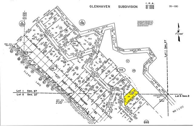 9166 Glenhaven Drive Glenhaven, CA 95443 - MLS #: NB18038353