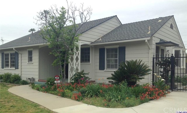 Single Family Home for Rent at 1221 Los Robles Avenue S Pasadena, California 91106 United States