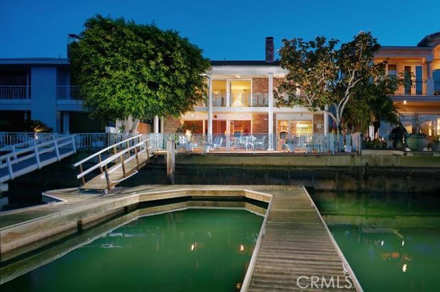 Single Family Home for Sale at 53 Linda Isle St Newport Beach, California 92660 United States