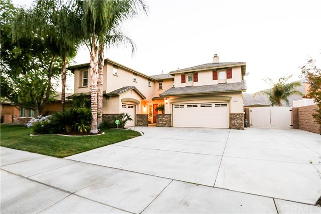 1235 Berylstone Drive Hemet, CA 92545 is listed for sale as MLS Listing TR16147850