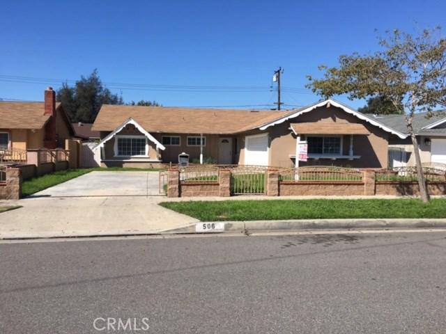 506 Shawnee Drive, Santa Ana, CA, 92704