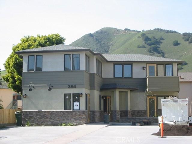 354 Pacific Street Unit A San Luis Obispo, CA 93401 - MLS #: SP18178688