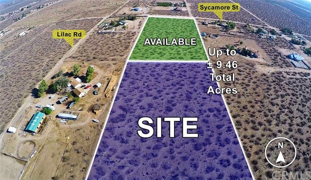 Additional photo for property listing at 0 Sunset Road Victorville, California United States