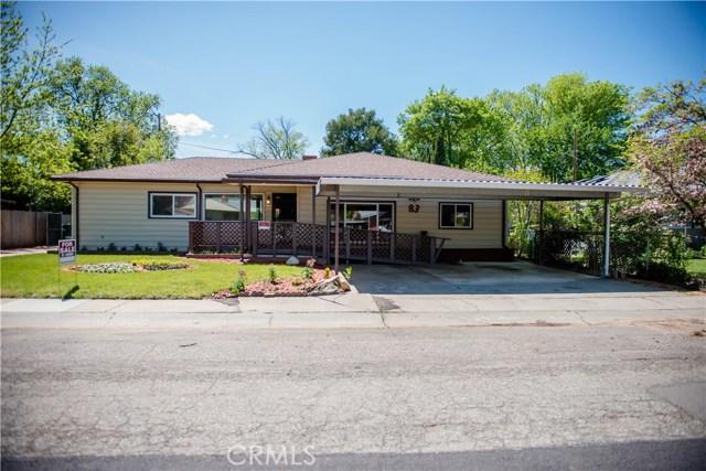 83 Oak Drive, Chico CA 95926