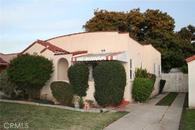 6422 2nd Avenue Los Angeles CA 90043