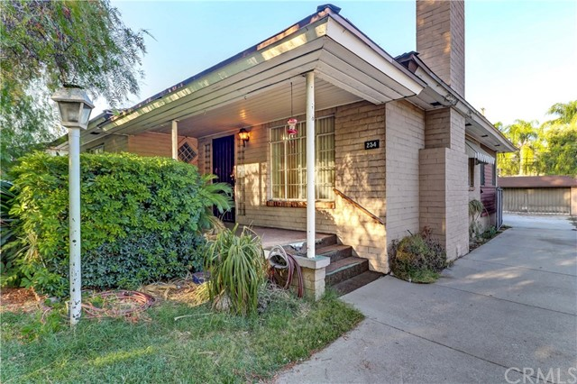 254 S Euclid Avenue , CA 91786 is listed for sale as MLS Listing CV17153728