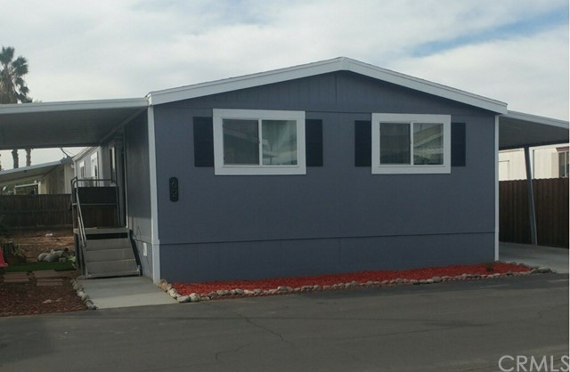 Manufactured / Mobile Housing for Sale at 25350 Santiago Drive Moreno Valley, California 92551 United States