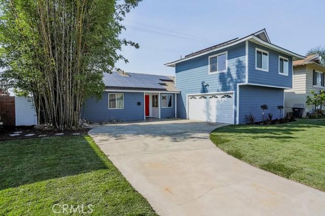 Single Family Home for Sale at 4134 Del Valle Avenue E Orange, California 92869 United States