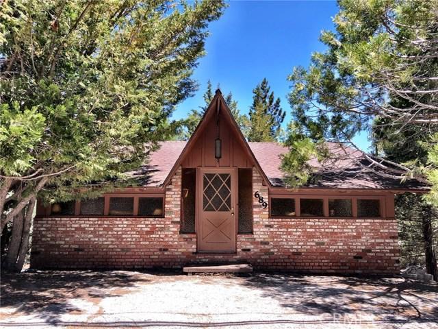 689 Dahlia Dr, Green Valley Lake, CA 92341 Photo